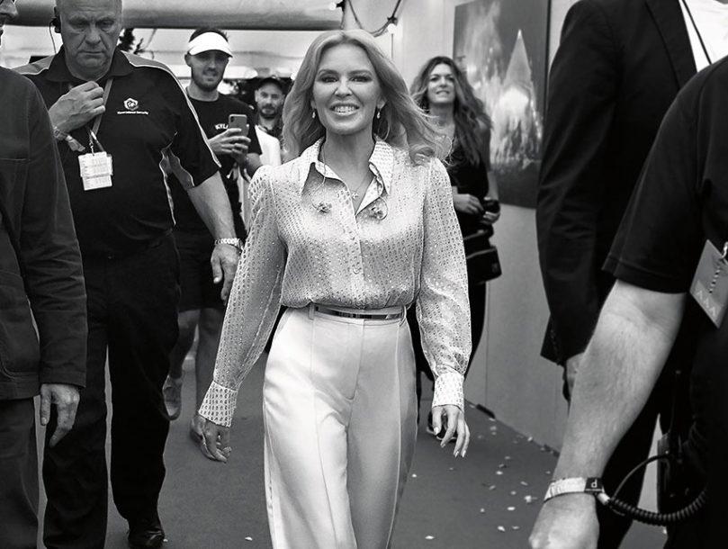 Kylie Minogue revista GQ 2019