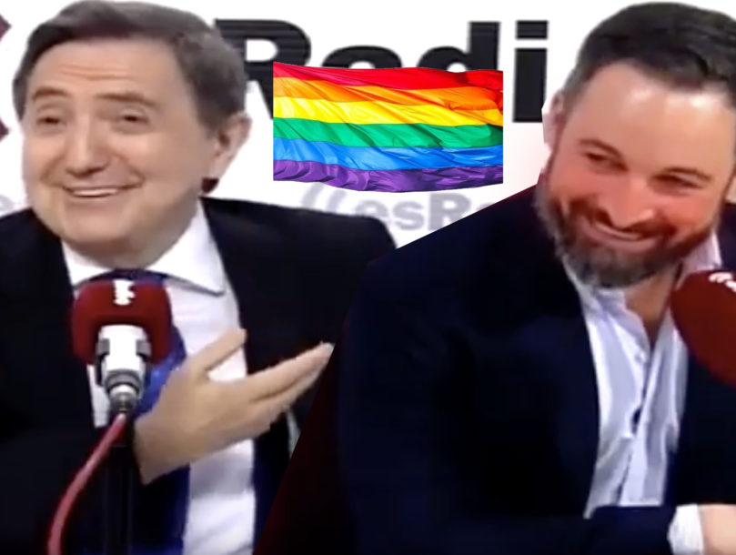 Santi Abascal Icono Gay