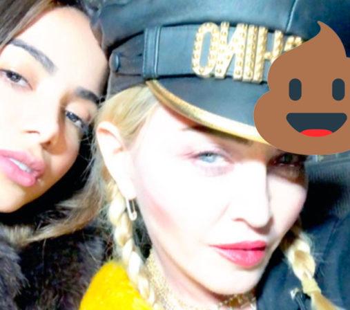 Anitta y Madonna