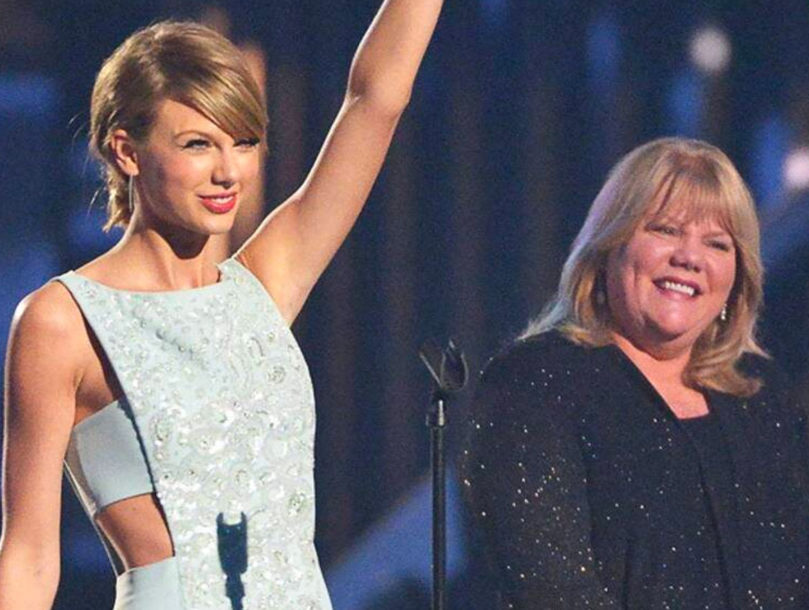 Taylor Swift Madre Cancer