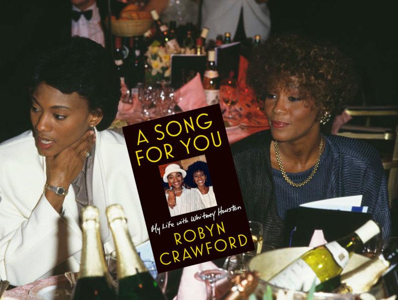 Whitney Houston novia