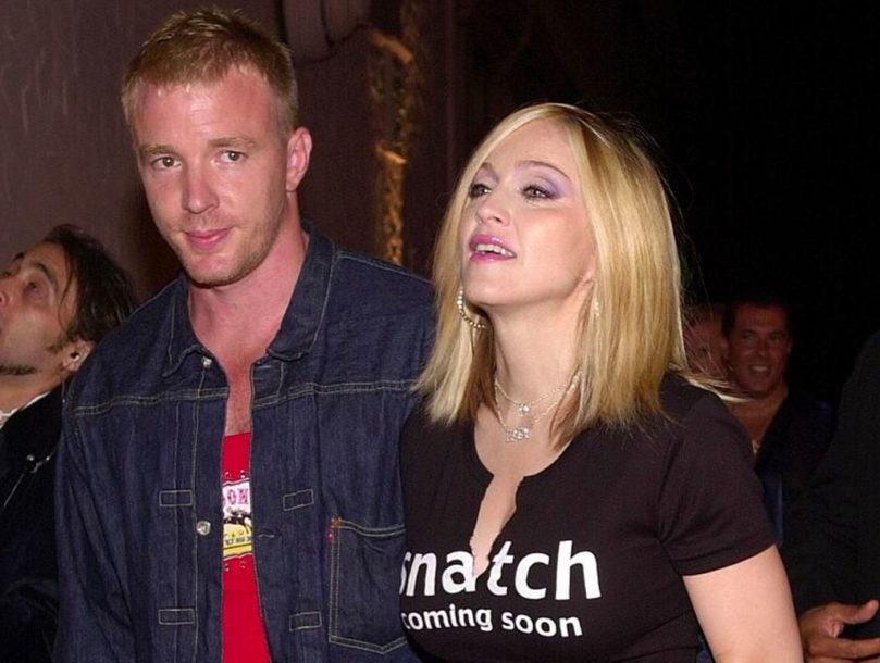 Madonna Guy Ritchie