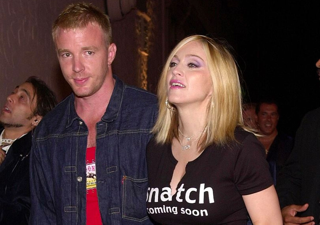 Madonna Guy Ritchie