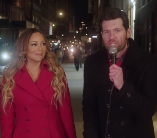 Mariah Carey Billy On The Street