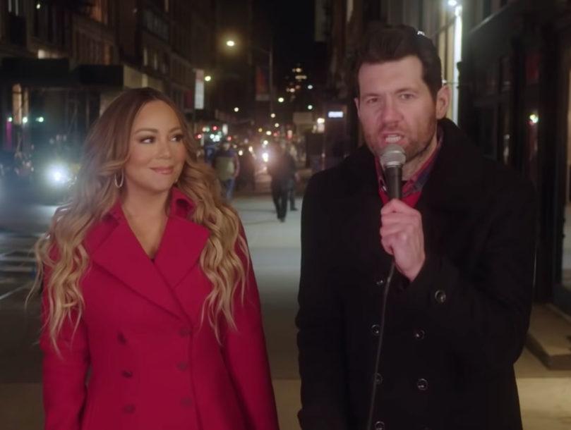 Mariah Carey Billy On The Street