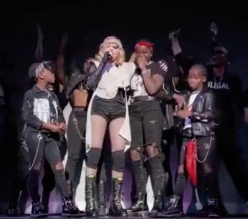 Madonna Chifundo Mercy James
