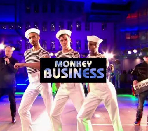 Pet Shop Boys Monkey Business BBC