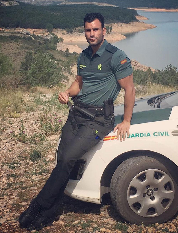 Guardia Civil Supervivientes