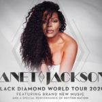 Janet Jackson Black Diamond World Tour