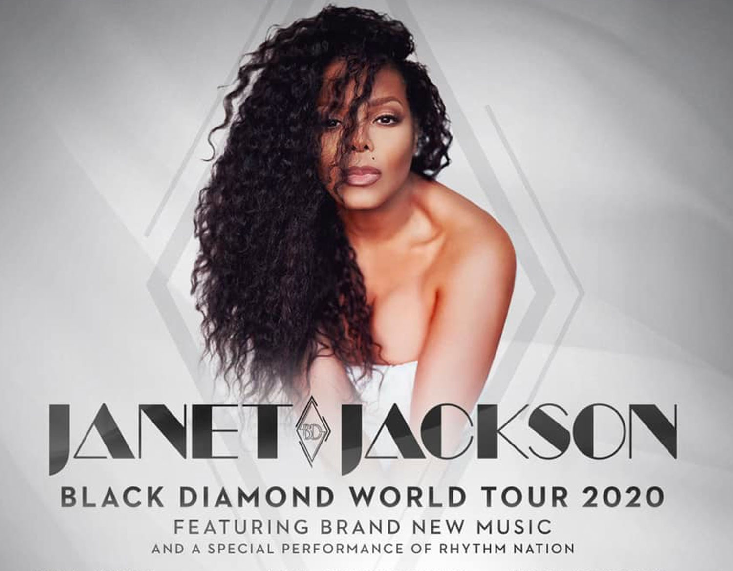 Janet Jackson Black Diamond World Tour