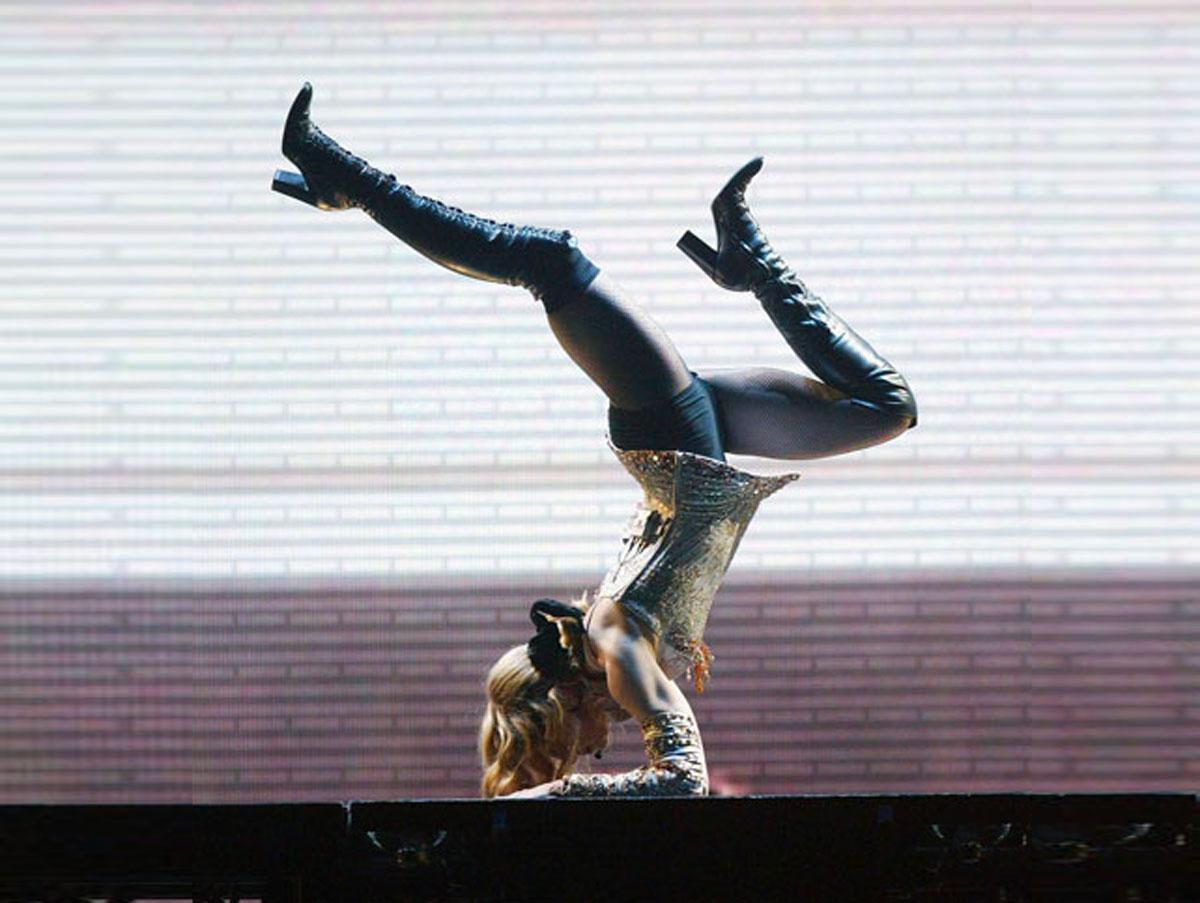 Madonna Vogue 30 aniversario