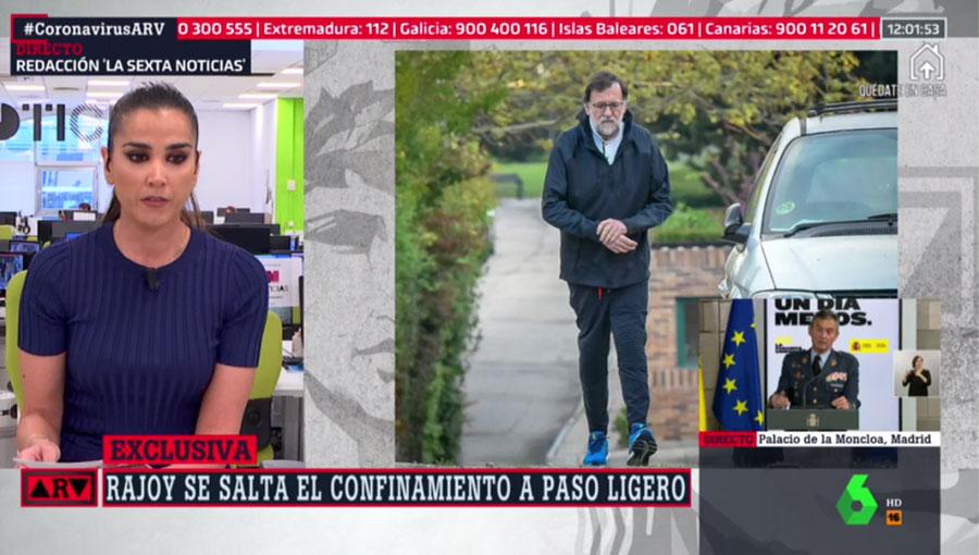 Rajoy confinamiento