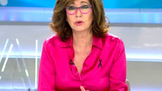 Ana Rosa Quintana VIH