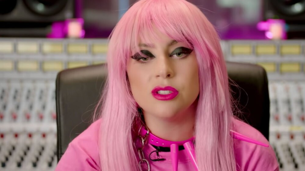 Lady Gaga Zane Lowe