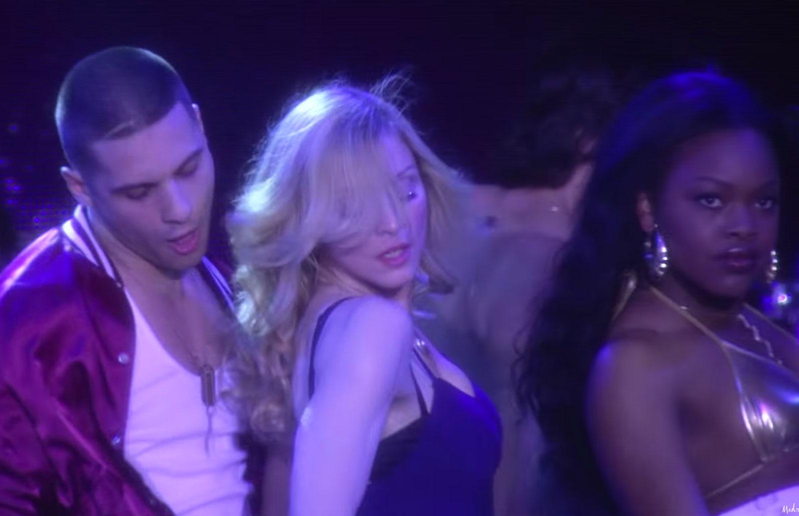 Madonna Hung Up Coachella