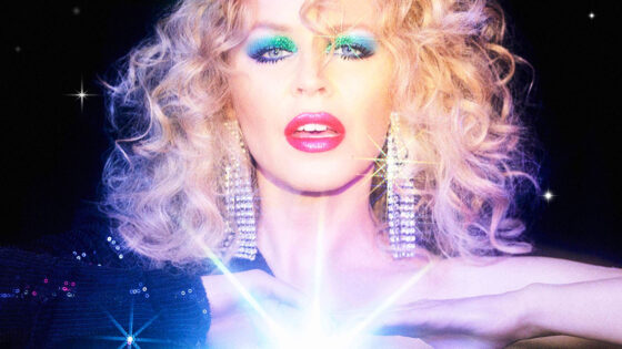 Kylie Minogue Disco Cover Portada