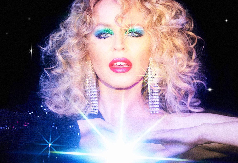 Kylie Minogue Disco Cover Portada