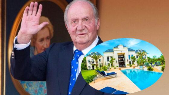 Nuevo destino de Juan Carlos I