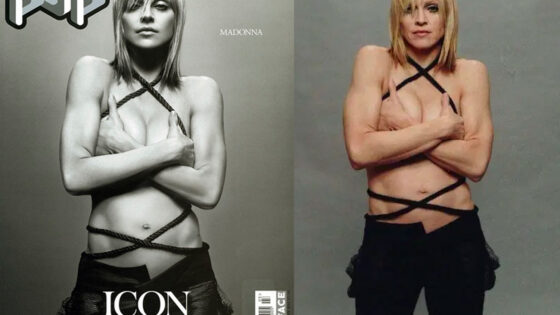 Madonna Mert & Marcus