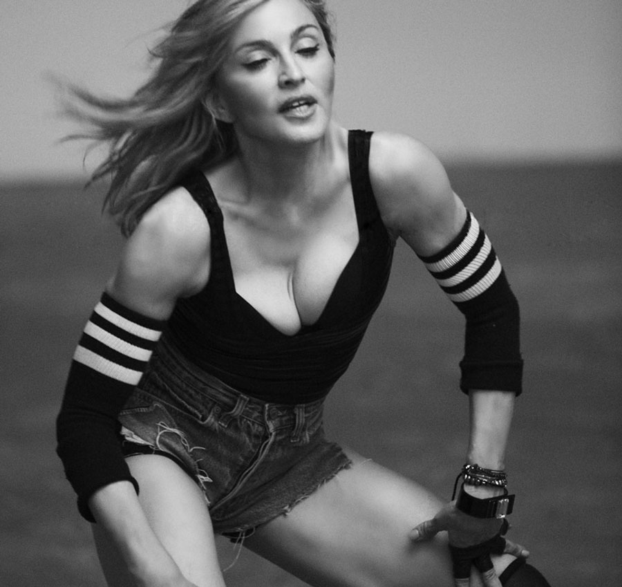 MDNA outtakes