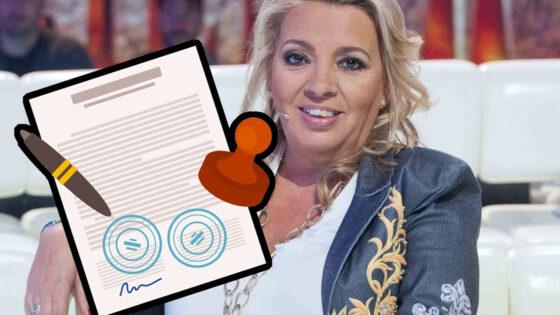 Contrato Carmen Borrego