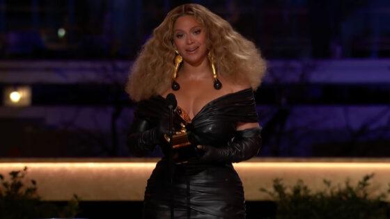 Beyoncé con la cara de Madonna