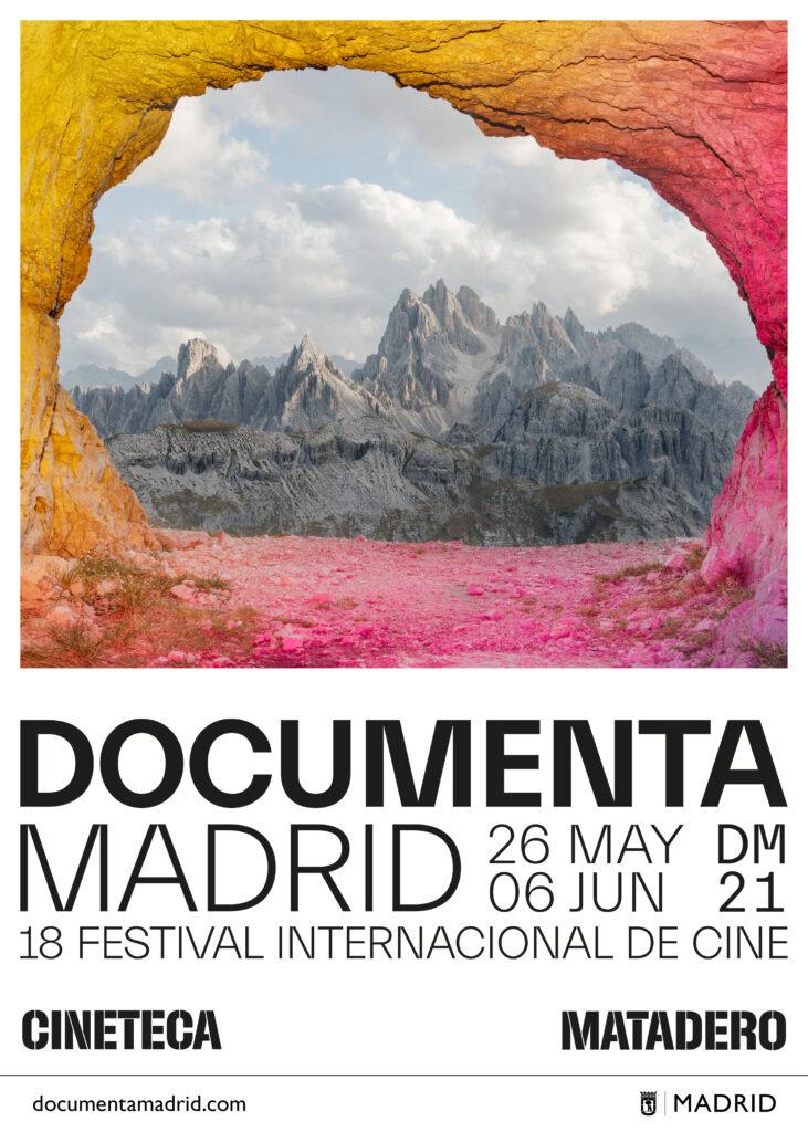 CARTEL DOCUMENTA MADRID 2021 1