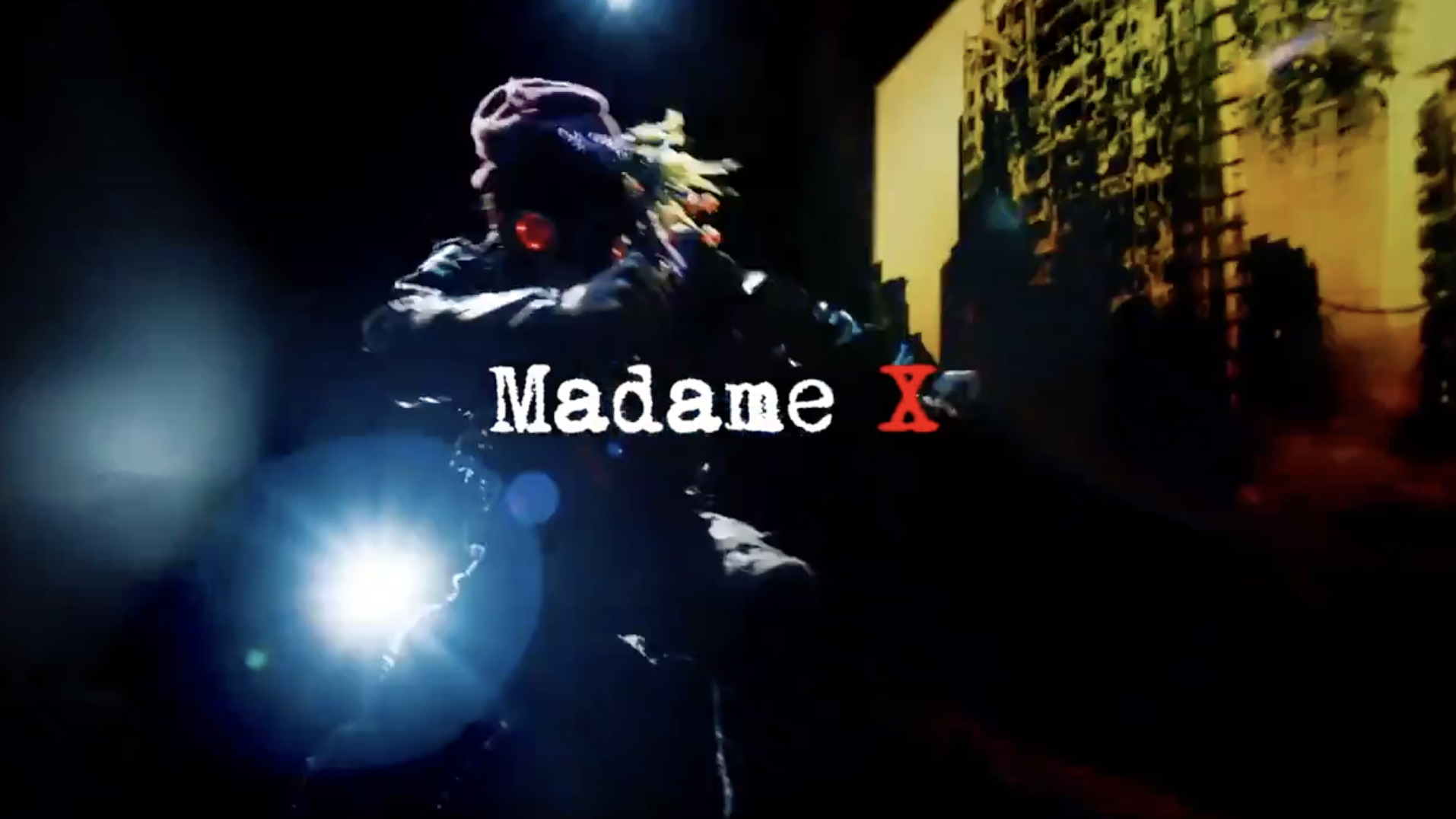 Madame X Tour Madonna
