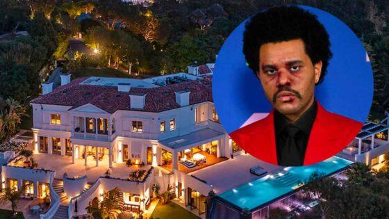 Nueva Casa The Weeknd