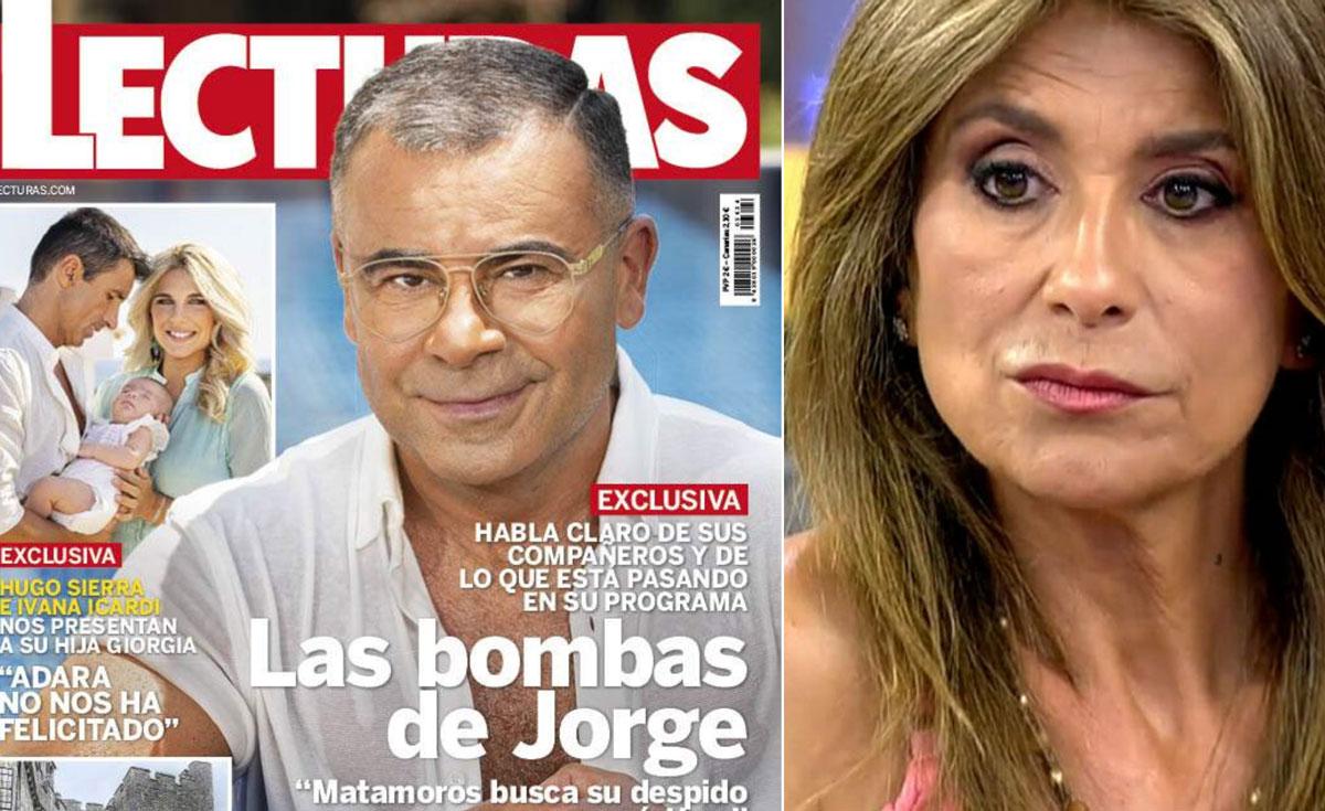 Jorge Javier Vuelta al Cole Recetas