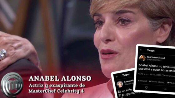 Anabel Alonso MasterChef